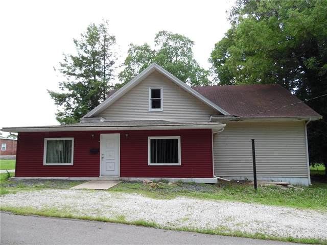 209 E Pullman Street, Waldron, IN 46182 (MLS #21791675) :: Mike Price Realty Team - RE/MAX Centerstone