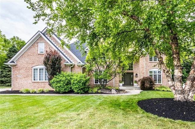 14340 Jeremy Drive, Carmel, IN 46033 (MLS #21791690) :: Anthony Robinson & AMR Real Estate Group LLC