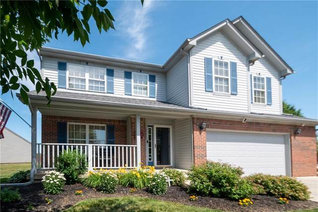 19388 Golden Meadow Way, Noblesville, IN 46060 (MLS #21791691) :: Mike Price Realty Team - RE/MAX Centerstone