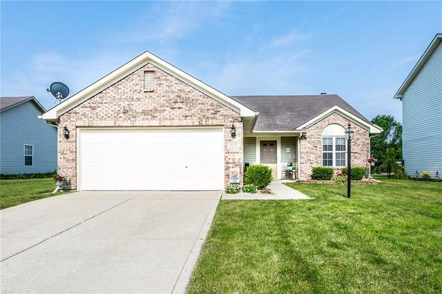 5532 Burning Tree Court, Indianapolis, IN 46239 (MLS #21791693) :: AR/haus Group Realty