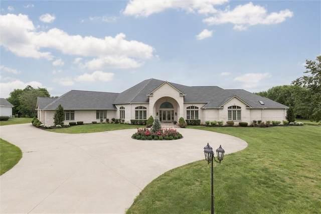 9631 Summerlakes Drive, Carmel, IN 46032 (MLS #21791696) :: Heard Real Estate Team   eXp Realty, LLC