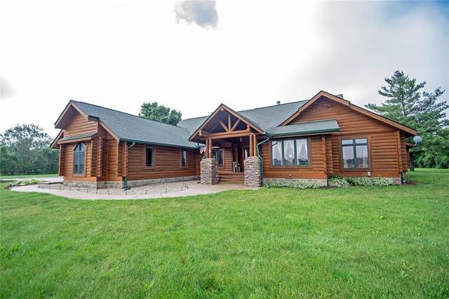 6597 W 300 N, Boggstown, IN 46110 (MLS #21791705) :: Mike Price Realty Team - RE/MAX Centerstone