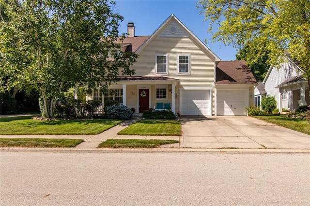 2938 Weatherstone Drive, Carmel, IN 46032 (MLS #21791736) :: Mike Price Realty Team - RE/MAX Centerstone