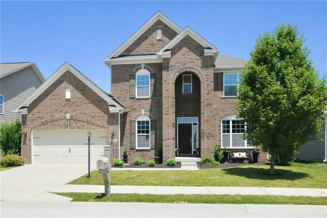 6153 Silver Maple Way, Zionsville, IN 46077 (MLS #21791749) :: Mike Price Realty Team - RE/MAX Centerstone