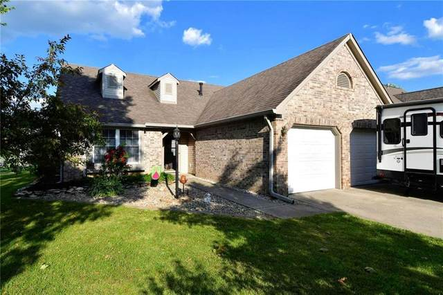607 White Ash Court, Mooresville, IN 46158 (MLS #21791750) :: Mike Price Realty Team - RE/MAX Centerstone
