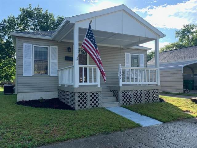 2603 Sunnyside Avenue, New Castle, IN 47362 (MLS #21791751) :: AR/haus Group Realty