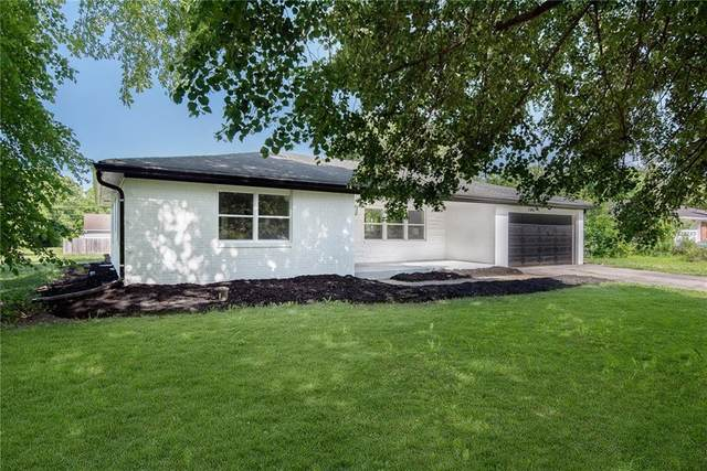 5461 Broadmoor Plaza, Indianapolis, IN 46228 (MLS #21791752) :: The ORR Home Selling Team