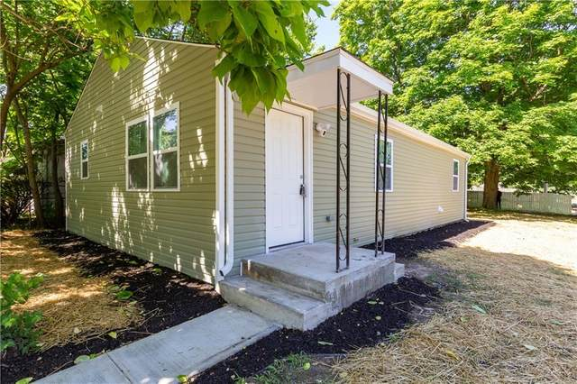 2742 N Dearborn Street, Indianapolis, IN 46218 (MLS #21791754) :: The Indy Property Source