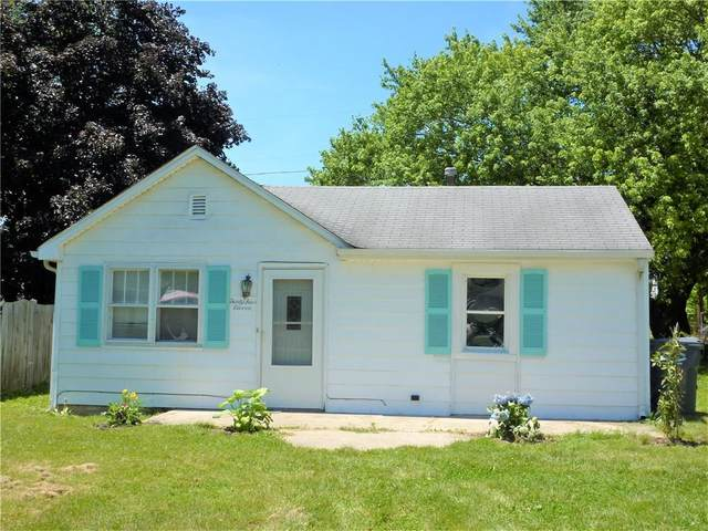 3411 Burton Place, Anderson, IN 46013 (MLS #21791755) :: Mike Price Realty Team - RE/MAX Centerstone