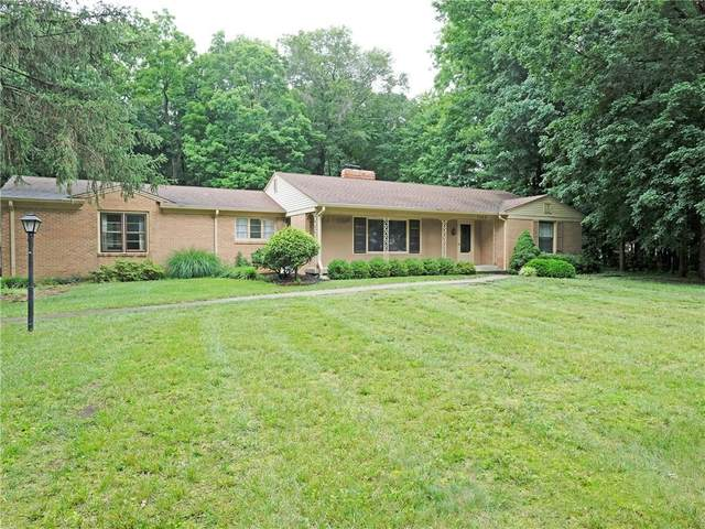 7152 N Dean Road, Indianapolis, IN 46240 (MLS #21791757) :: The Indy Property Source