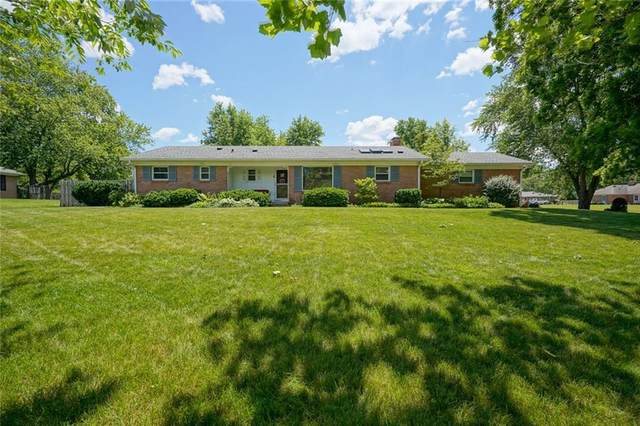 5005 E 68th Street, Indianapolis, IN 46220 (MLS #21791759) :: The ORR Home Selling Team
