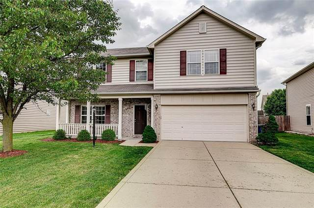 5331 Montavia Lane, Indianapolis, IN 46239 (MLS #21791760) :: The ORR Home Selling Team