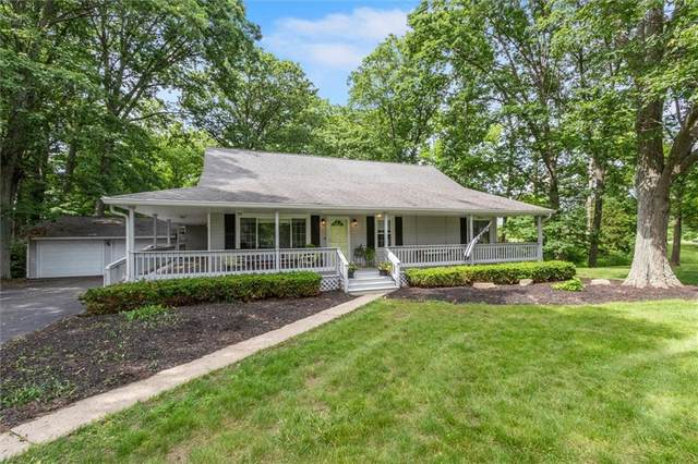 5228 W Smokey Row Road, Greenwood, IN 46143 (MLS #21791770) :: AR/haus Group Realty