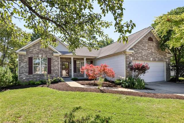 11289 Falling Water Way, Fishers, IN 46037 (MLS #21791783) :: The Indy Property Source