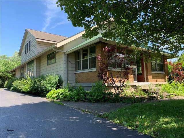 1315 S Hunter Road, Indianapolis, IN 46239 (MLS #21791790) :: The ORR Home Selling Team