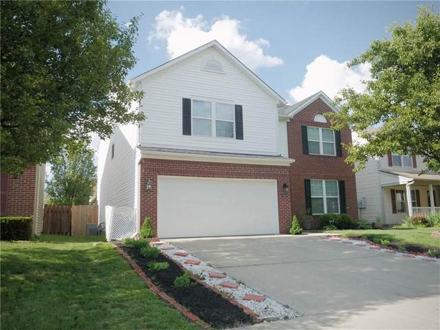 10478 Wintergreen Way, Indianapolis, IN 46234 (MLS #21791797) :: Mike Price Realty Team - RE/MAX Centerstone