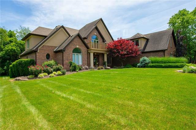 4833 N Banta Road, Bargersville, IN 46106 (MLS #21791802) :: Mike Price Realty Team - RE/MAX Centerstone