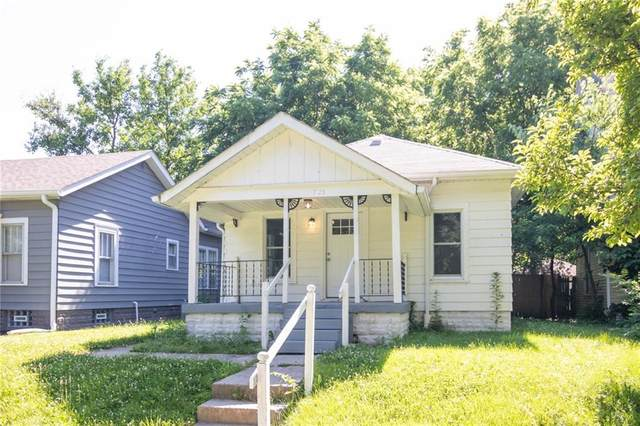 725 E Pleasant Run Parkway Drive S, Indianapolis, IN 46203 (MLS #21791804) :: The Indy Property Source