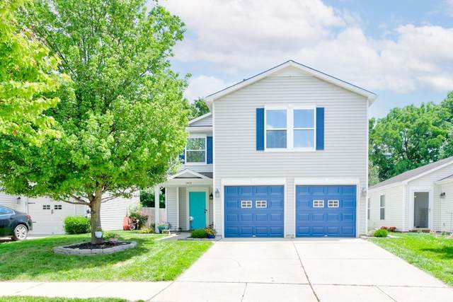 14414 Cuppola Drive, Noblesville, IN 46060 (MLS #21791805) :: The Evelo Team