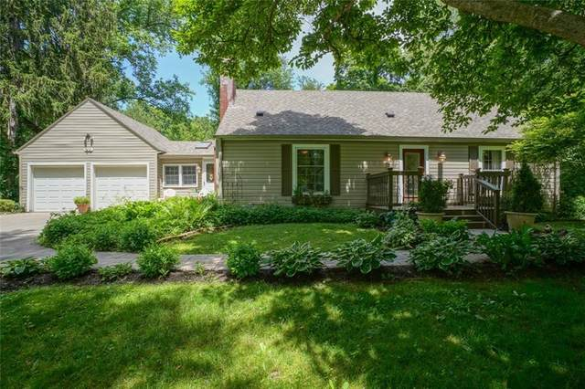 1514 E 81ST Street, Indianapolis, IN 46240 (MLS #21791806) :: Mike Price Realty Team - RE/MAX Centerstone