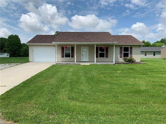 2035 S County Road 860 E, Greensburg, IN 47240 (MLS #21791809) :: AR/haus Group Realty