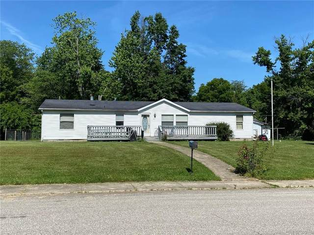 719 S Depot Street, Brazil, IN 47834 (MLS #21791813) :: Mike Price Realty Team - RE/MAX Centerstone