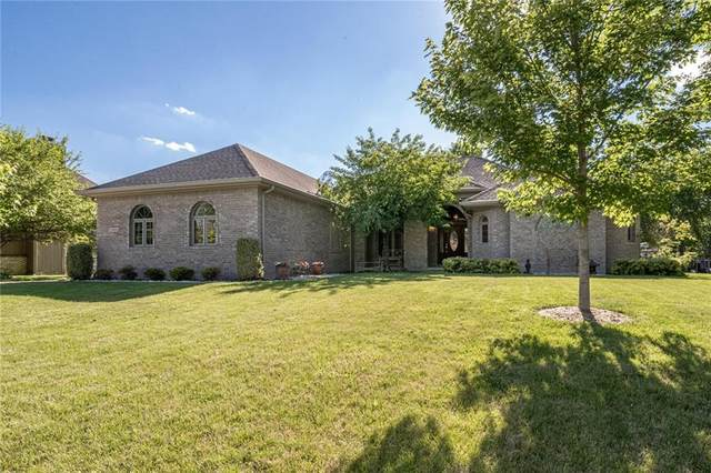 1206 Pendle Hill Avenue, Pendleton, IN 46064 (MLS #21791816) :: Mike Price Realty Team - RE/MAX Centerstone