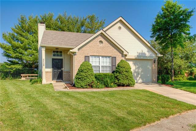 4928 Eagle Talon Court, Indianapolis, IN 46254 (MLS #21791827) :: Ferris Property Group