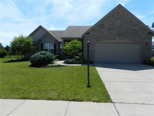 9356 Stones Ferry Way, Indianapolis, IN 46278 (MLS #21791831) :: The ORR Home Selling Team