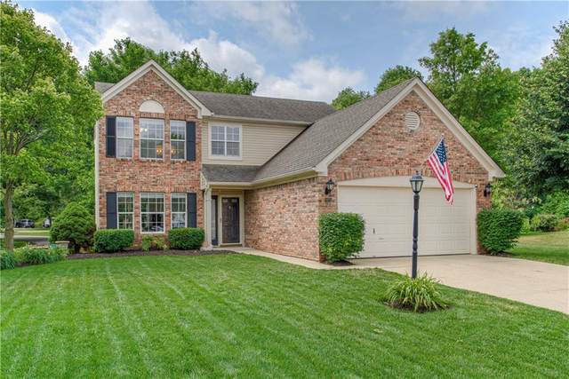 13733 Wyandotte Place, Fishers, IN 46038 (MLS #21791847) :: Heard Real Estate Team   eXp Realty, LLC