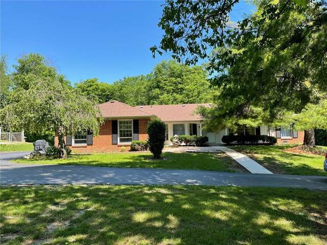 2230 E Us Highway 40, Clayton, IN 46118 (MLS #21791850) :: Mike Price Realty Team - RE/MAX Centerstone