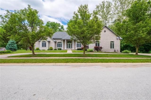 2409 River Birch Drive, Avon, IN 46123 (MLS #21791851) :: Dean Wagner Realtors