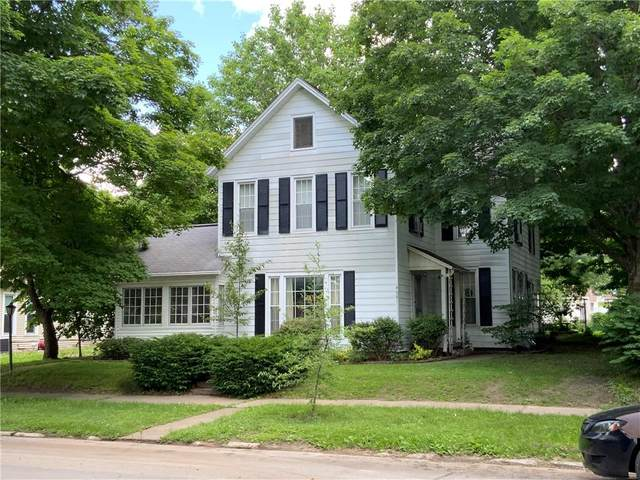 460 E Harrison Street, Martinsville, IN 46151 (MLS #21791861) :: The Indy Property Source