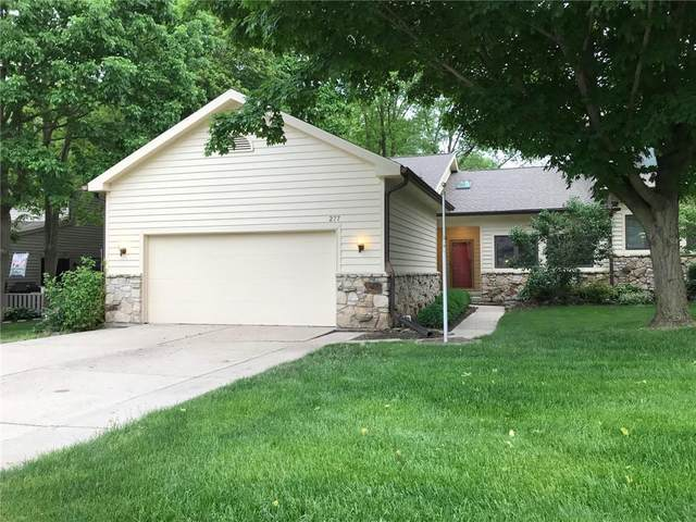 277 Sandbrook Drive, Noblesville, IN 46062 (MLS #21791866) :: AR/haus Group Realty