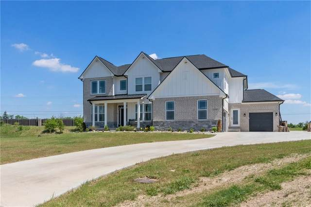 16222 Browning Court, Fishers, IN 46037 (MLS #21791871) :: Mike Price Realty Team - RE/MAX Centerstone