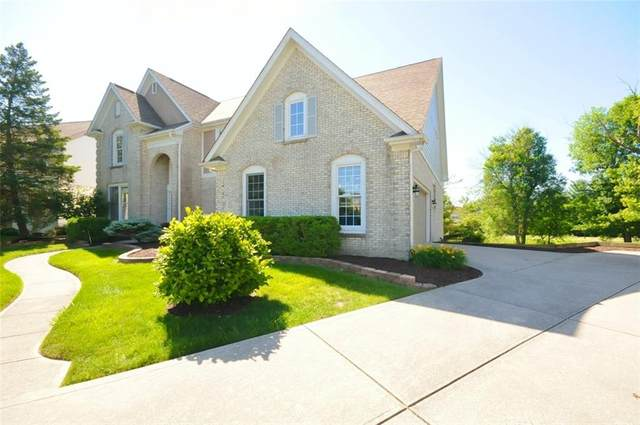 13121 Irwin Way, Carmel, IN 46032 (MLS #21791874) :: The ORR Home Selling Team