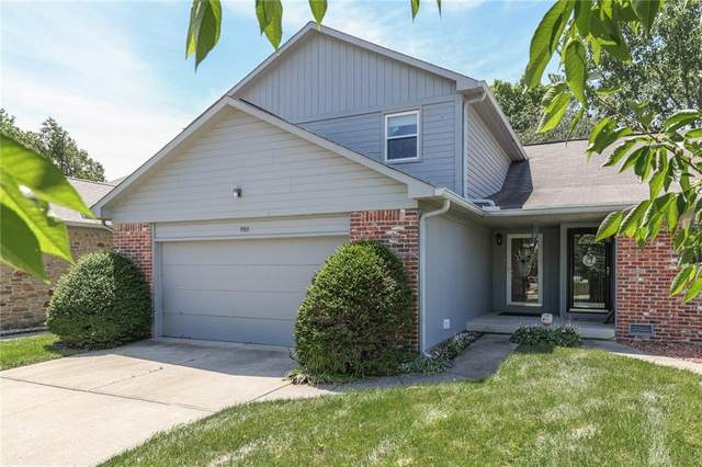 980 Timber Creek Lane, Greenwood, IN 46142 (MLS #21791875) :: Mike Price Realty Team - RE/MAX Centerstone