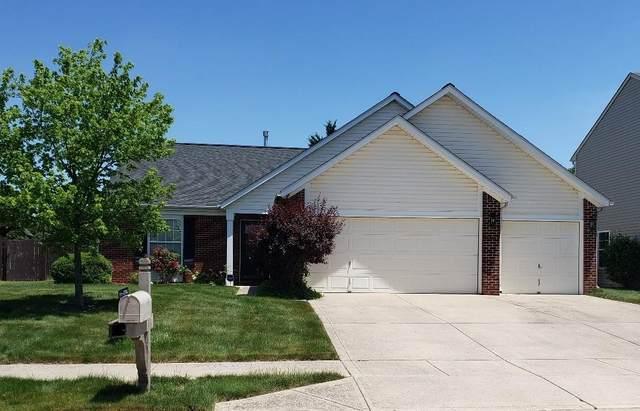 5263 Hammock Glen Drive, Indianapolis, IN 46235 (MLS #21791878) :: Ferris Property Group