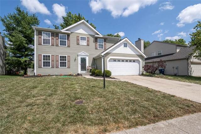 9016 Glass Chimney Ln, Fishers, IN 46037 (MLS #21791879) :: Heard Real Estate Team | eXp Realty, LLC