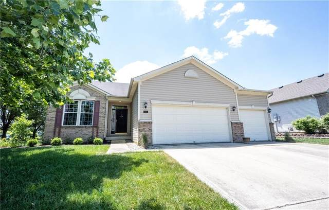 11117 Ellsworth Ln, Fishers, IN 46038 (MLS #21791880) :: Anthony Robinson & AMR Real Estate Group LLC