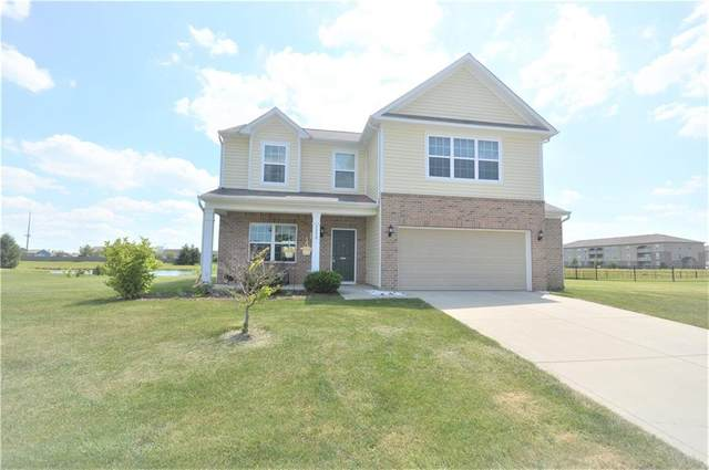 2350 Hanover Road, Brownsburg, IN 46112 (MLS #21791890) :: Mike Price Realty Team - RE/MAX Centerstone