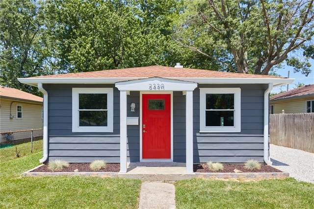 2330 Finley Avenue, Indianapolis, IN 46203 (MLS #21791909) :: AR/haus Group Realty
