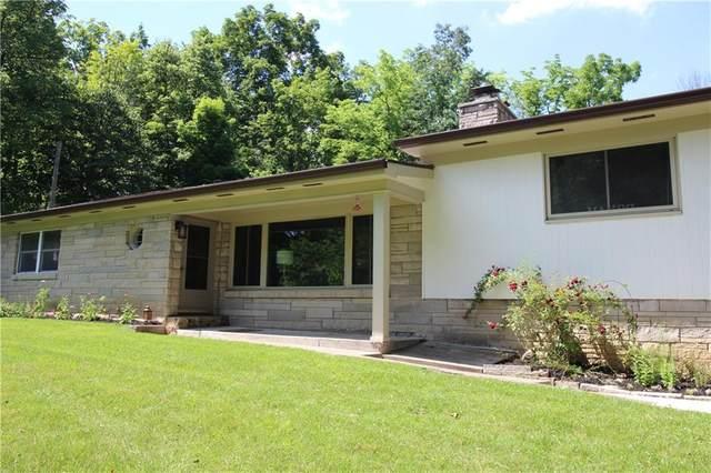 606 Redbud Lane, New Castle, IN 47362 (MLS #21791919) :: Dean Wagner Realtors