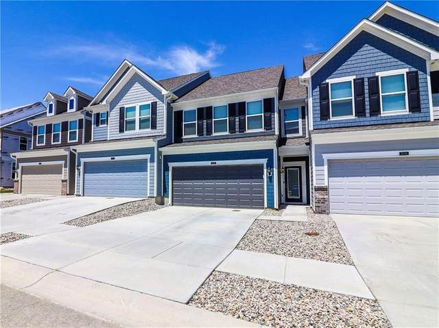 14278 Bay Willow Drive, Fishers, IN 46037 (MLS #21791921) :: Mike Price Realty Team - RE/MAX Centerstone