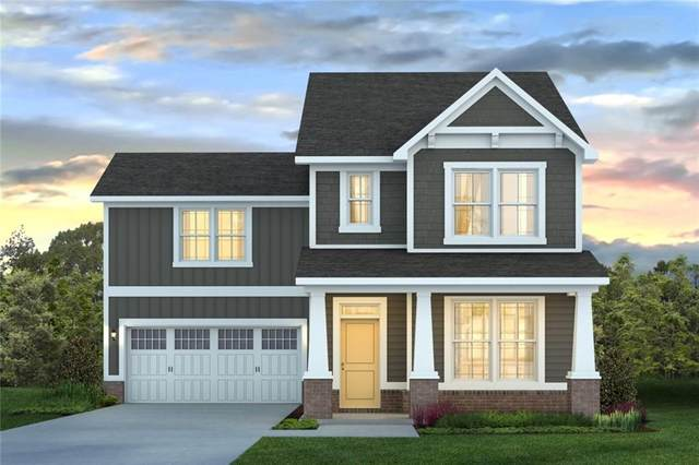201 Thomas Point Drive, Fortville, IN 46040 (MLS #21791926) :: The Indy Property Source