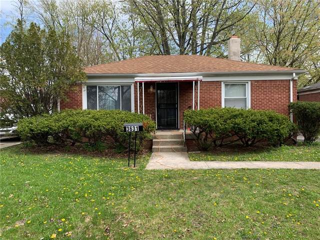 3631 N Riley Avenue, Indianapolis, IN 46218 (MLS #21791929) :: Mike Price Realty Team - RE/MAX Centerstone