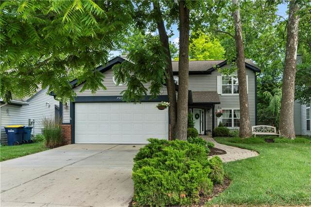 7572 Sycamore Grove Court, Indianapolis, IN 46260 (MLS #21791933) :: Richwine Elite Group