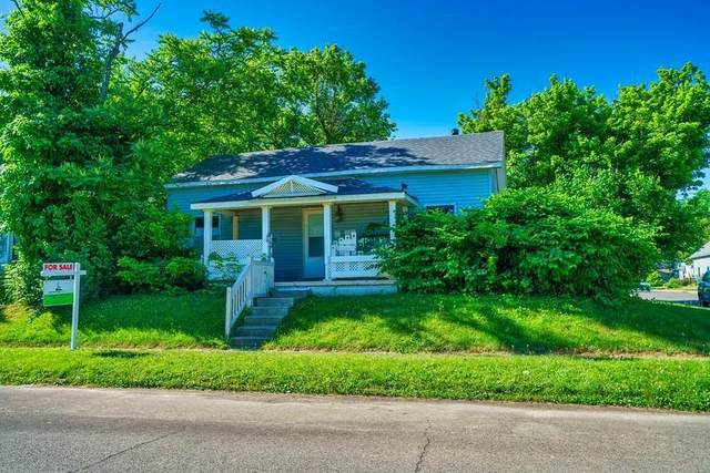 229 W 2ND Street, Anderson, IN 46016 (MLS #21791948) :: Mike Price Realty Team - RE/MAX Centerstone