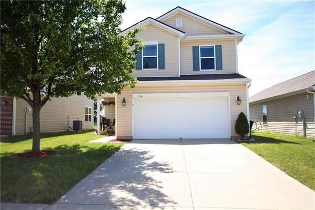 7730 Belmac Lane, Camby, IN 46113 (MLS #21791962) :: Mike Price Realty Team - RE/MAX Centerstone