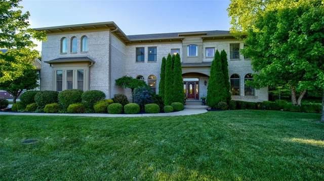 4422 Repass Drive, Westfield, IN 46074 (MLS #21791972) :: Ferris Property Group